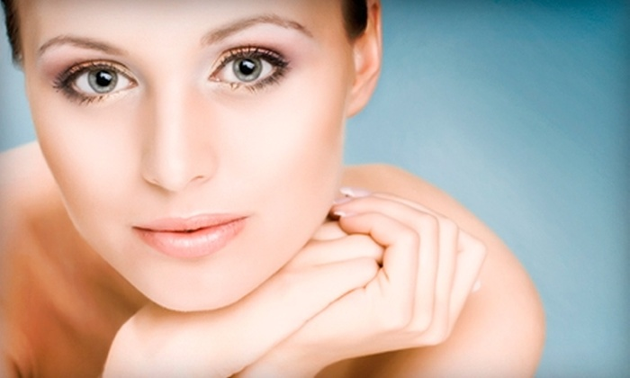 The Hollywood Body Laser Center - Centennial: $125 for Three Laser Hair-Reduction Treatments at The Hollywood Body Laser Center in Centennial (Up to $850 Value)