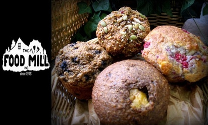 Food Mill - San Francisco: $10 for $20 Worth of Healthy Grocery Fare from The Food Mill