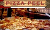 The Pizza Peel & Tap Room - Cotswold: $15 for $30 Worth of Pizza, Pasta, Brews, and More at The Pizza Peel and Tap Room