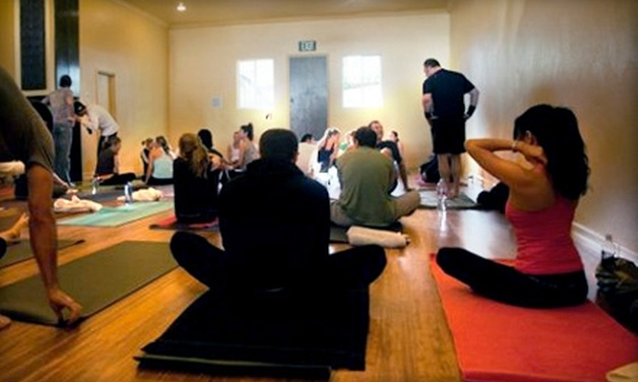 Yoga Shelter - Studio City: $24 for a 24-Pack of Classes at Yoga Shelter in Studio City ($300 Value)