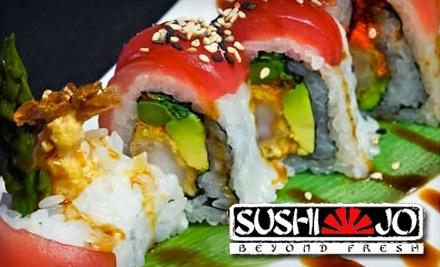 Sushi Jo: 640 E Ocean Ave., Suite 4, in Boynton Beach - Sushi Jo or Thai Jo in Boynton Beach
