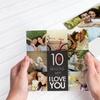 Personalized Lay-Flat Photobook