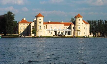 Rheinsberg: 3-5 Tage Inkl Frühstück, Sekt und opt. Keramikkurs