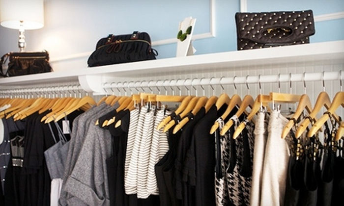 Hadley Emerson - Raleigh / Durham: $25 for $50 Worth of Women's Apparel and Accessories at Hadley Emerson in Chapel Hill