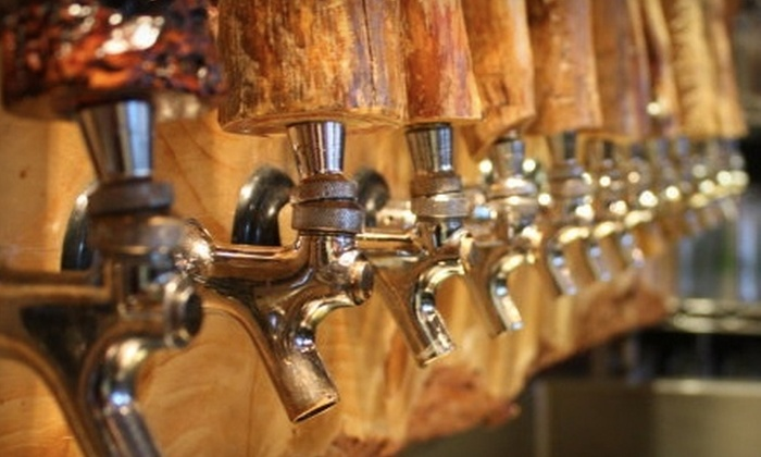 Twisted Pine Brewery - Boulder: $12 for $10 Worth of Eclectic Fare and a Pitcher of Beer at Twisted Pine Brewery in Boulder