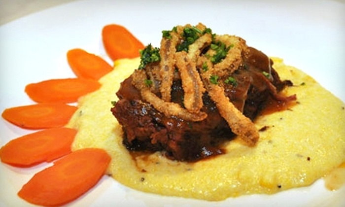 490 West - Carle Place: $25 for $50 Worth of Fine American Dining at 490 West in Carle Place