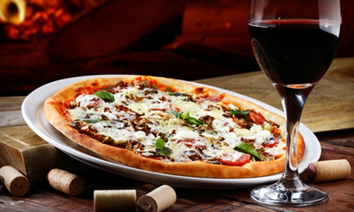 Rocco's Pizza Lounge - Miami: $20 for $40 Worth of Pizza, Italian Fare, and Drinks at Rocco's Pizza Lounge
