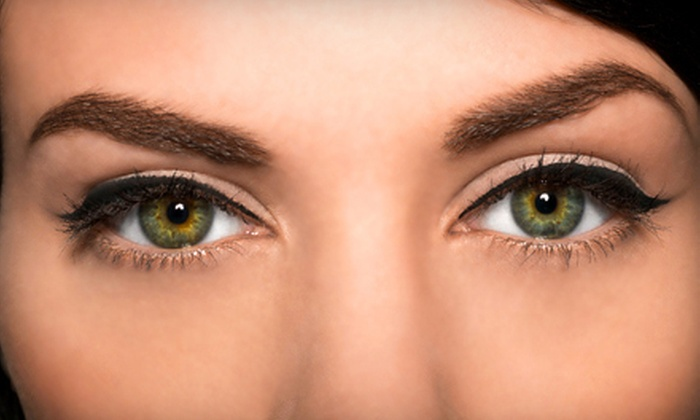Forever Trim - Multiple Locations: Lift for Upper, Lower, or Both Eyelids at Forever Trim (Up to 64% Off)