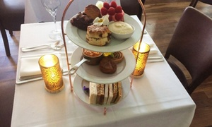Souls Restaurant: Fusion Afternoon Tea with Optional Prosecco for Two or Four at Souls Restaurant (Up to 55% Off)