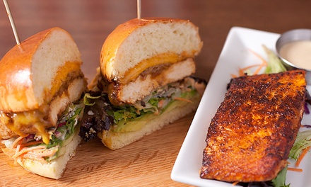 Modern Classic American Food at Dirtyburger (Up to 47% Off). Three Options Available.