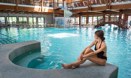 Bibione 5*: camera Deluxe, colazione o mezza pensione e piscina a 150€euro