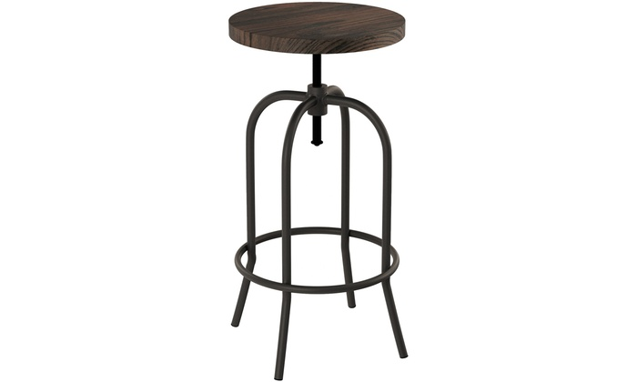 Awesome Up To 41 Off On Lavish Home Backless Bar Stool Groupon Goods Pabps2019 Chair Design Images Pabps2019Com
