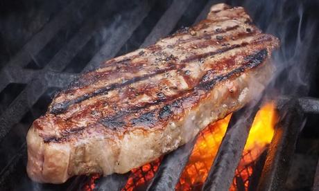 Menú entrecot o hamburguesa para tomar en local, take away o a domicilio desde 15,95 € en Fast Grill