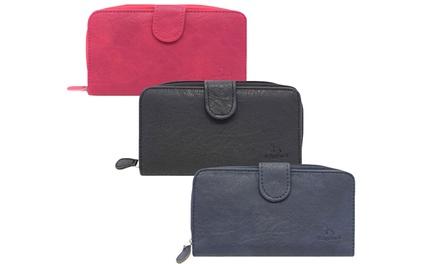 Ridgeback Women's Zip Wallet