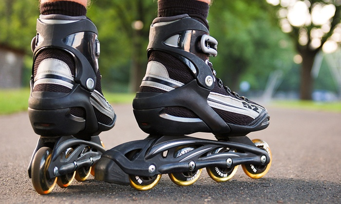 Robichon's Inline Skate School - Roseville: One, Four, or Six Inline-Rollerblade Skating Classes at Robichon's Inline Skate School (Up to 53% Off)