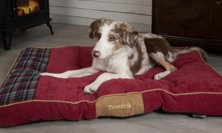 Scruffs Highland Dog Mattress Bed