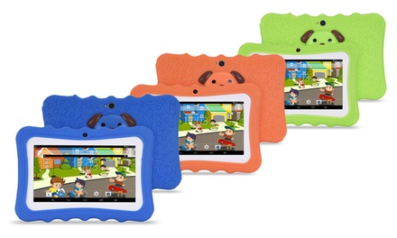 $66 for a Kids 7-Inch Android Tablet with Protective Case