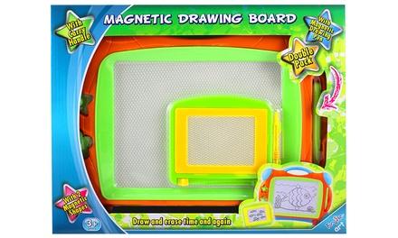 2 lavagnette magnetiche con pennino