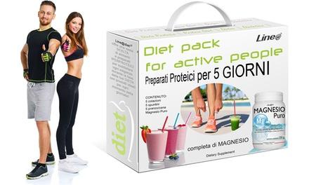 Dieta proteica con magnesio