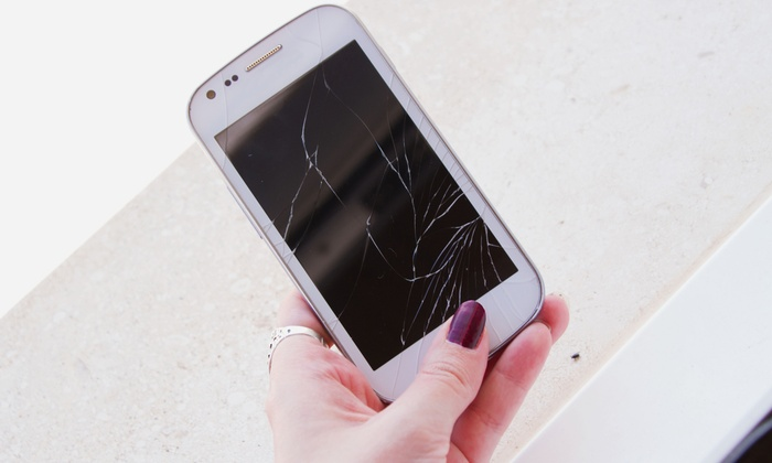 iPhone or iPad Glass Screen Repair at DrPhoneFix (Up to 74% Off). Six Options Available.