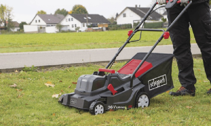 Pack 3 Outils Jardin 18v Scheppach Groupon Shopping