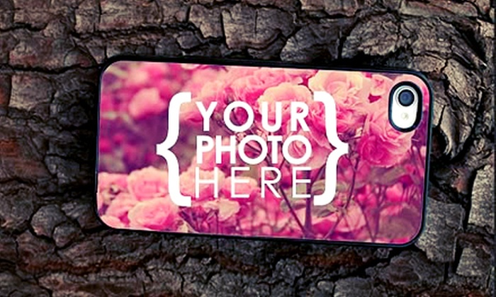Printables.me: $19 for a Custom iPhone 4 or 5 or Galaxy S3 Photo Phone Case from Printables.me ($39.99 Value)