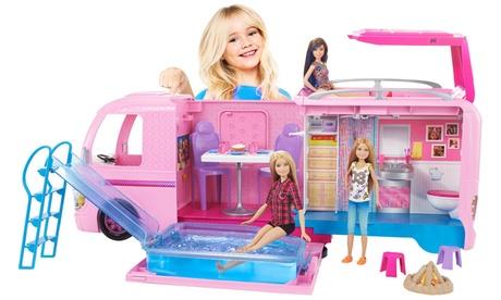 Barbie Camper, Beach Cruiser, Convertible, or Doll Sets 1eda9ab0-73cd-11e7-8583-00259060b5da