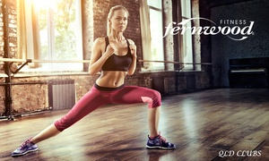 Fernwood Women's Health Club - Darra: One-Month Unlimited Gym Access & Classes for One ($8) or Two People ($15) at Fernwood Women's Health Club - Darra