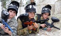 Paintball for Groups of Up to 20 People with Nationwide Paintball UK, Multiple Locations