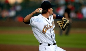 Gateway Grizzlies: Gateway Grizzlies Baseball Game for Two at GCS Ballpark Between May 15 and May 31 (Up to 58% Off)