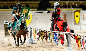 Medieval Times: Medieval Times — Tournament and Feast with Optional VIP Package Through January 31