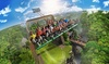 Busch Gardens Williamsburg – Up to 41% Off One-Day Ticket