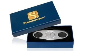 Steinhausen Guillotine Cigar Cutter with Double-Cut Blade