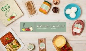 Primotaglio.it: Primotaglio.it: box a scelta con prodotti eno-gastronomici e latticini (sconto fino a 35%)