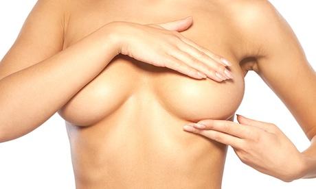 Paga 99 € por un descuento de 1600 € en operación de aumento de mamas con implantes de silicona en Goya Medical Center