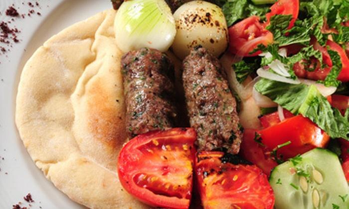 Pasha Taverna and Lounge - Millenia: $10 Worth of Mediterranean Cuisine