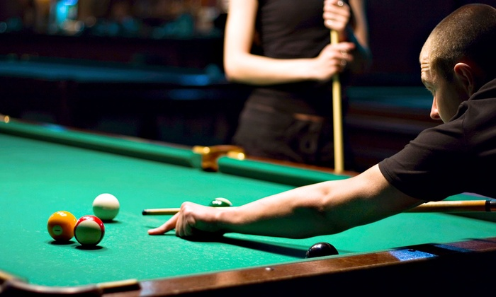 Raxx Pool Room, Sports Bar & Grill - Garden City South: Two Hours of Pool for Two or Four with Pub Food and Drinks at Raxx Pool Room, Sports Bar & Grill (Up to 57% Off)