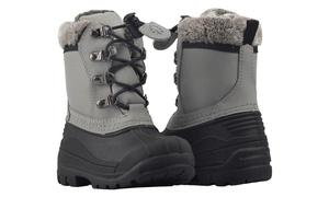 Oaki Children's Winter Snow Boots (Size 6)