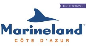 Marineland: Billet enfant ou adulte, combinant des entrées à Marineland et Kid's Island ou à Marineland et Aquasplash dès 21 €