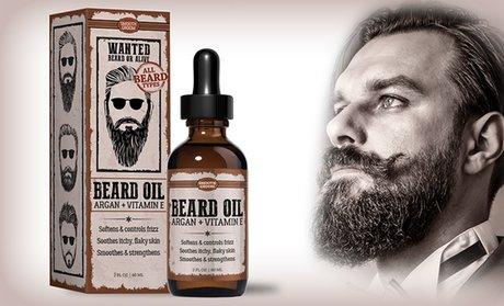 Smooth Groom Beard Oil; 2 Fl. Oz.