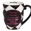 Graphic 18oz. Ceramic Coffee Cups
