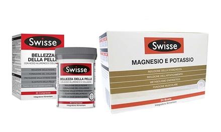 Integratori Swisse disponibili in varie tipologie con spedizione gratuita