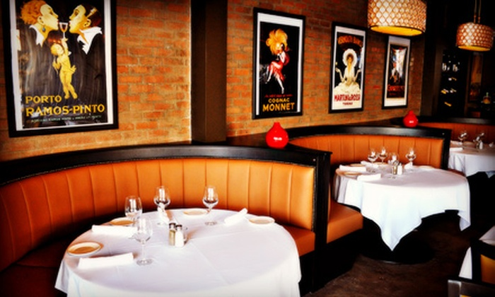 Sopra Ristorante - Byward Market - Parliament Hill: $20 for $40 Worth of Italian Food and Drinks for Two or More at Sopra Ristorante