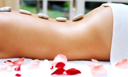 One-Hour Swedish, Hawaiian, or Hot-Stone Massage at Elisabeth Salon and Spas (Up to 54% Off)