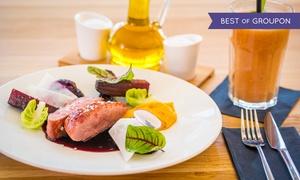 Grande Papa: Śniadanie (18,99 zł), lunch (19,99 zł) dla 1 osoby lub kolacja dla dwojga (od 79,99 zł) i więcej w Grande Papa (do -38%)