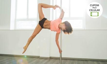 1, 3 ou 6 meses de pole dance, acroyoga, funcional, boxe ou muay thai na Escola de Artes Corporais La Voz – Saúde