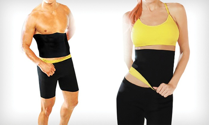 SaunaFit Slimming Apparel | Groupon Goods