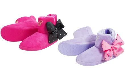 Kid's Jojo Siwa Slippers