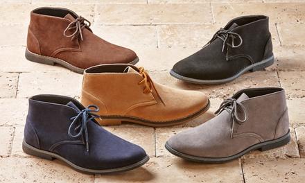 Oak & Rush Men's Chukka Boots   Groupon Exclusive (Sizes 8.5 thru 10)