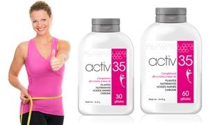 (Beauté) Cure minceur plus de 35 ans -70% réduction